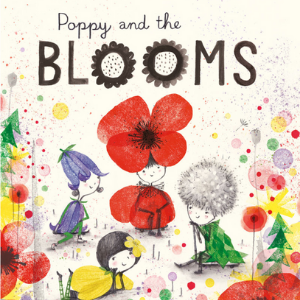 Poppy and the Blooms  Top 25 Best Books For 6 Year Olds