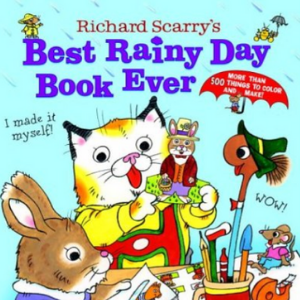 Richard Scarry's Best Rainy Day Book Ever Top 20 Best Richard Scarry Books For Childrens