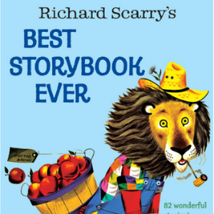 Richard Scarry's Best Storybook Top 20 Best Richard Scarry Books For Childrens