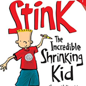 Stink: The Incredible Shrinking Kid Top 25 Best 2nd Grade Reading Books