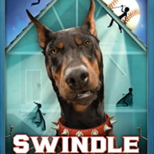 Swindle (Swindle #1)  25 Highly Recommended Best Chapter Books For 4th Graders