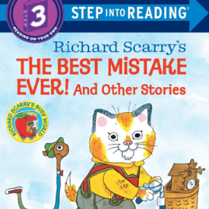 The Best Mistake Ever! and Other Stories (Step into Reading)  Top 20 Best Richard Scarry Books For Childrens