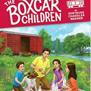 The Boxcar Children Books 1-4 ( Cover may Vary ) 25 Must-Read Mystery Books For Kids