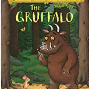 The Gruffalo 30 Recommended Best Books for 3 Year Olds Kids