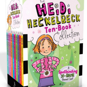 The Heidi Heckelbeck Ten-Book Collection: Heidi Heckelbeck Has a Secret; Casts a Spell; and the Cookie Contest; in Disguise; Gets Glasses; and the ... Christmas Surprise; and the Tie-Dyed Bunny Top 25 Best Books For 7 Year Olds Children's