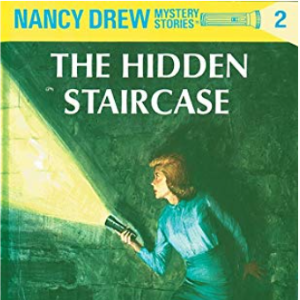 The Hidden Staircase (Nancy Drew Mystery Stories #2)  25 Must-Read Mystery Books For Kids