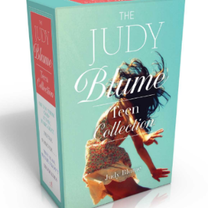 The Judy Blume Teen Collection: Are You There God? It's Me, Margaret; Deenie; Forever; Then Again, Maybe I Won't; Tiger Eyes 25 Most Popular Judy Blume Books For Everyone Should Read