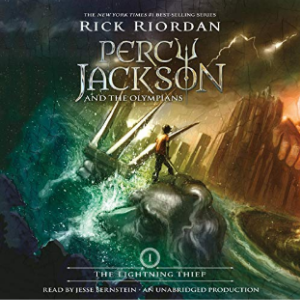 The Lightning Thief: Percy Jackson and the Olympians, Book 1 25 Best Fantasy Books For Teens