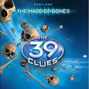 The Maze of Bones  25 Must-Read Mystery Books For Kids