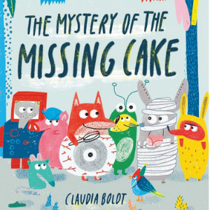 The Mystery of the Missing Cake 25 Must-Read Mystery Books For Kids