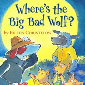 Where's the Big Bad Wolf? 25 Must-Read Mystery Books For Kids
