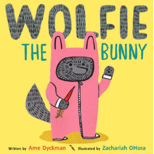 Wolfie the Bunny 30 Recommended Best Books for 3 Year Olds Kids