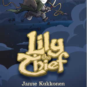 Lily the Thief Top 25 Most Popular Graphic Novels For Girls