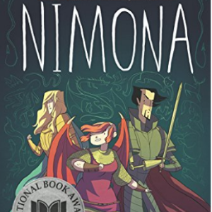 Nimona Top 25 Most Popular Graphic Novels For Girls