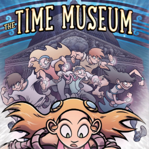 The Time Museum Top 25 Most Popular Graphic Novels For Girls