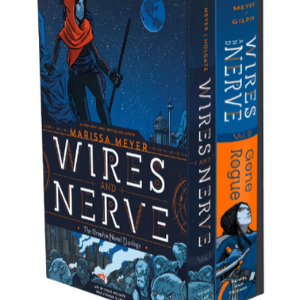 Wires and Nerve: The Graphic Novel Duology Boxed Set Top 25 Most Popular Graphic Novels For Girls