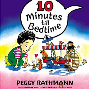 10 Minutes till Bedtime Top 25 Amazing Wordless Picture Books
