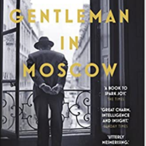 A Gentleman in Moscow: The worldwide  Top 25 Amazing Books Like Ready Player One