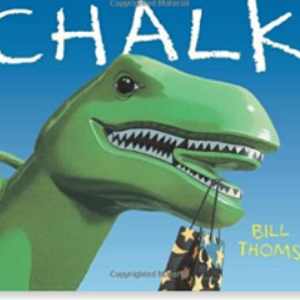 Chalk Top 25 Amazing Wordless Picture Books
