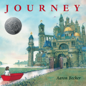 Journey (Aaron Becker's Wordless Trilogy) Top 25 Amazing Wordless Picture Books