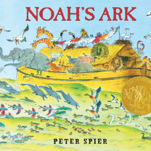 Noah's Ark (Picture Yearling Book) Top 25 Amazing Wordless Picture Books