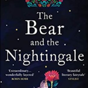 The Bear and the Nightingale: (Winternight Trilogy)   Top 25 Amazing Books Like Ready Player One