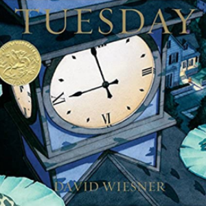 Tuesday Top 25 Amazing Wordless Picture Books