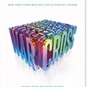 Warcross Top 25 Amazing Books Like Ready Player One